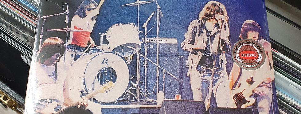 Ramones It's Alive Coloured Double Vinyl Album