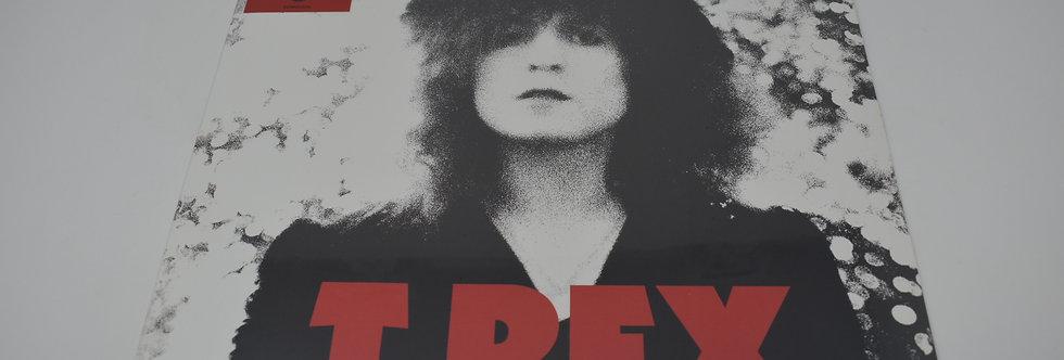 T-Rex The Slider Clear Vinyl Album