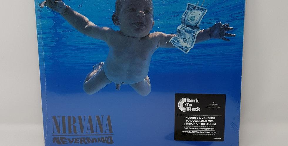 Nirvana Nevermind Vinyl Album