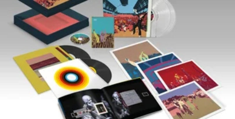The Chemical Brothers Surrender Vinyl Boxset