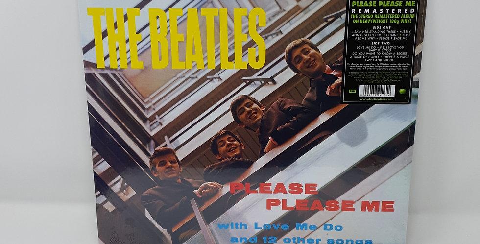 The Beatles Please Please Me Vinyl Album