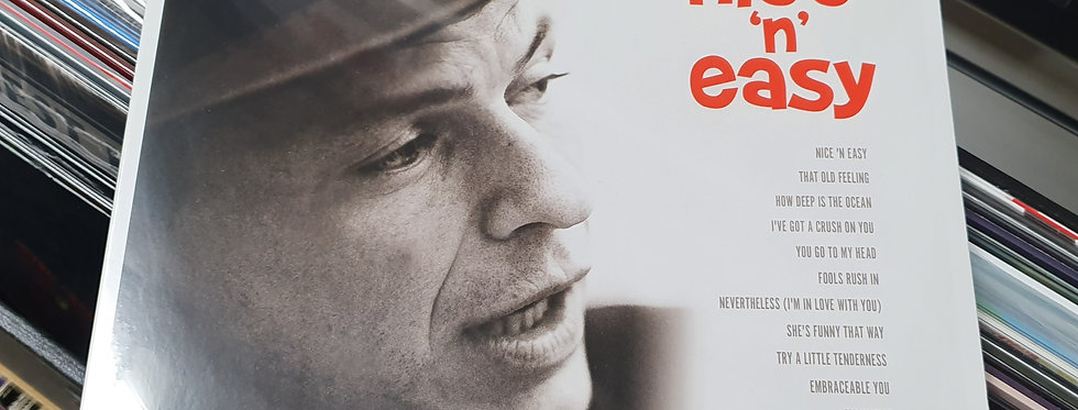 Frank Sinatra Nice N Easy Vinyl Album