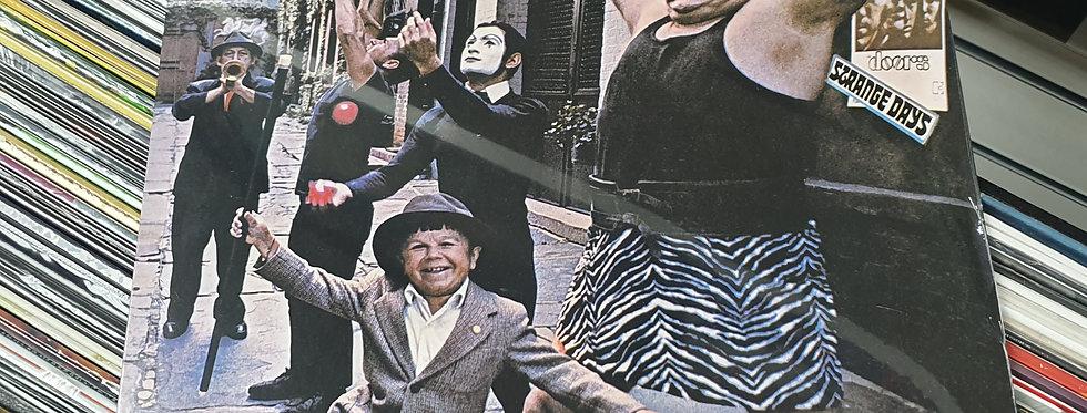 The Doors Strange Days Vinyl Album