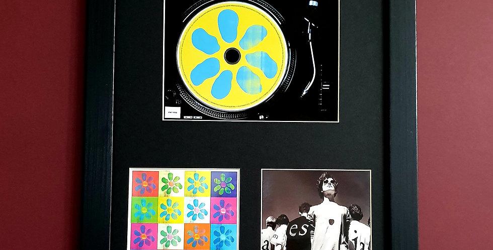 James Greatest hits cd album display