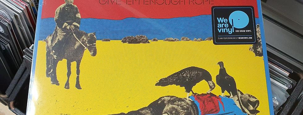 The Clash Give Em Enough Rope Vinyl Album