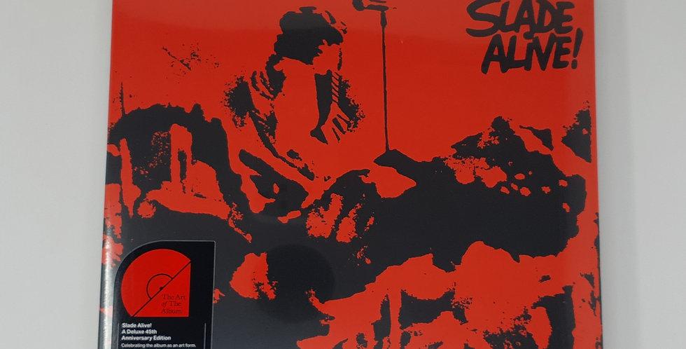 Slade Slade Alive! Vinyl Album