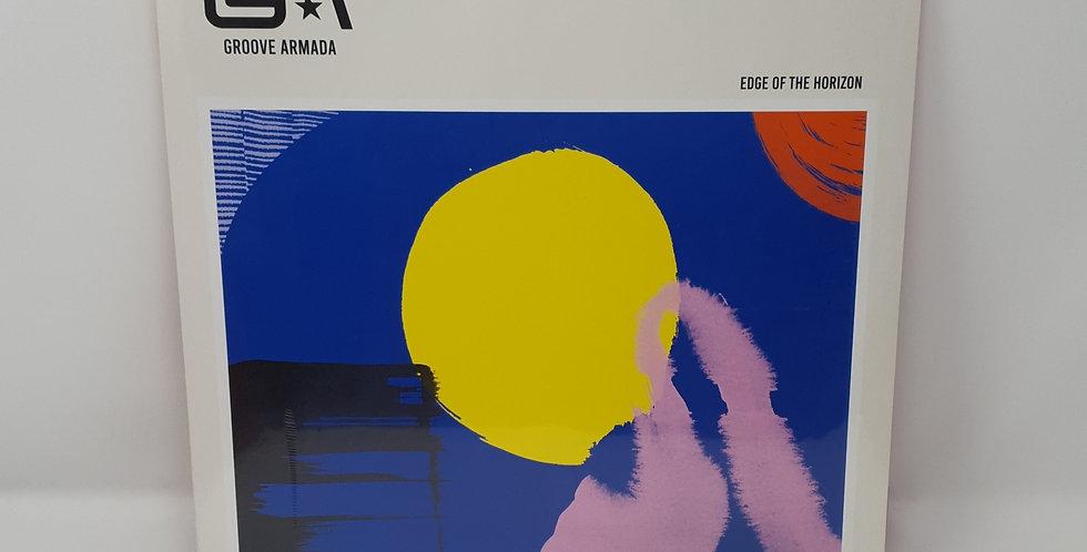 Groove Armada Edge Of The Horizon Vinyl Album