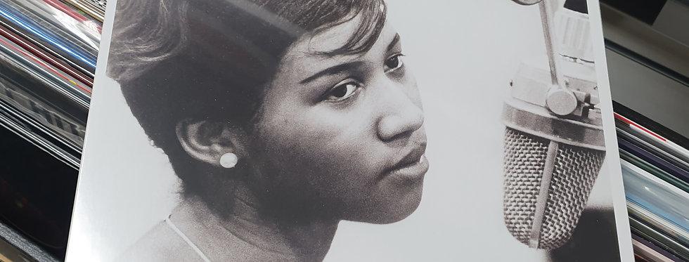 Aretha Franklin Queen Of Soul Vinyl Album