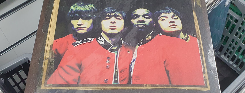 The Libertines  Time For Heroes Best of Vinyl Album