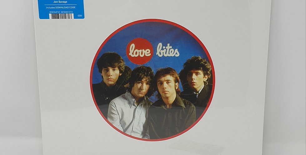Buzzcocks Love Bites Vinyl Album