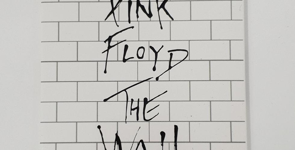 Pink Floyd The Wall Fridge Magnet