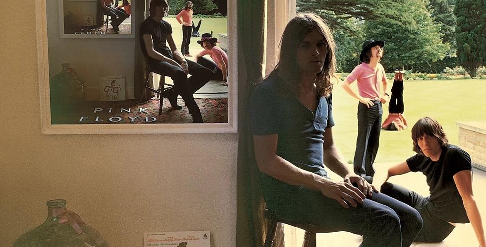 Pink Floyd Ummagumma Vinyl Album