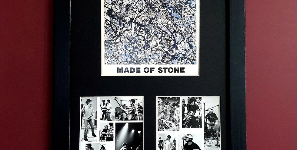 Made of Stone single artwork display