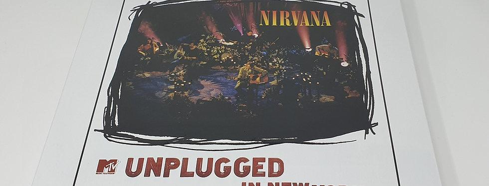 Nirvana Unplugged 500 Piece Jigsaw