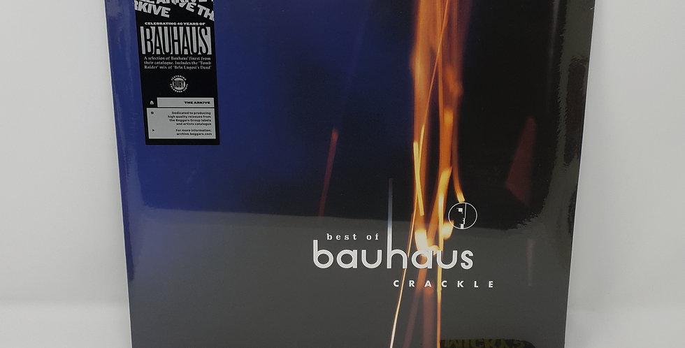 Bauhaus Crackle Vinyl Album