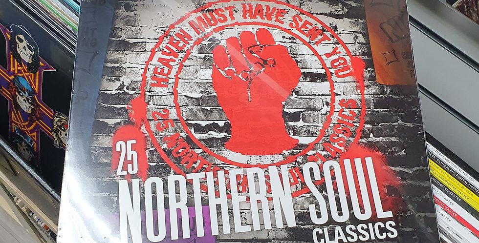 Northern Soul Heaven Must Have Sent You Vinyl Album