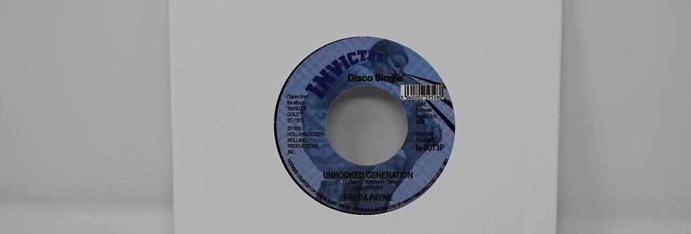Freda Payne - Unhooked Generation - Tom Moulton Remix/Original