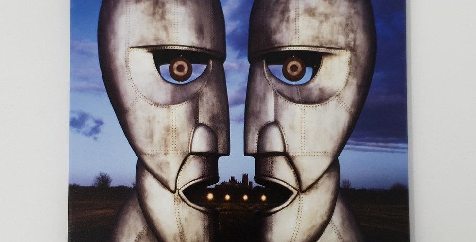 Pink Floyd Division Bell Fridge Magnet