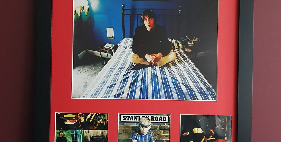 Paul Weller Stanley Rd album artwork display (2)