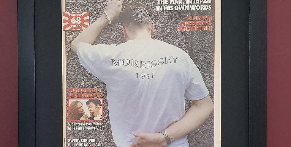 Morrissey NME display 91