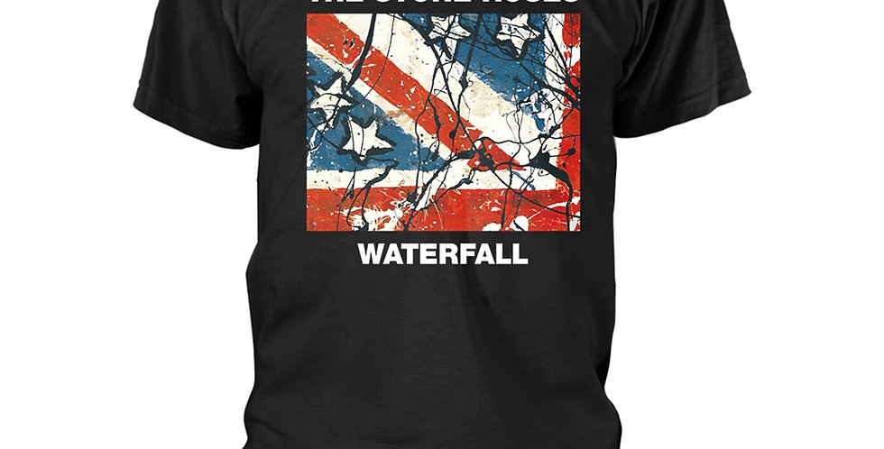 The Stone Roses Waterfall T-shirt