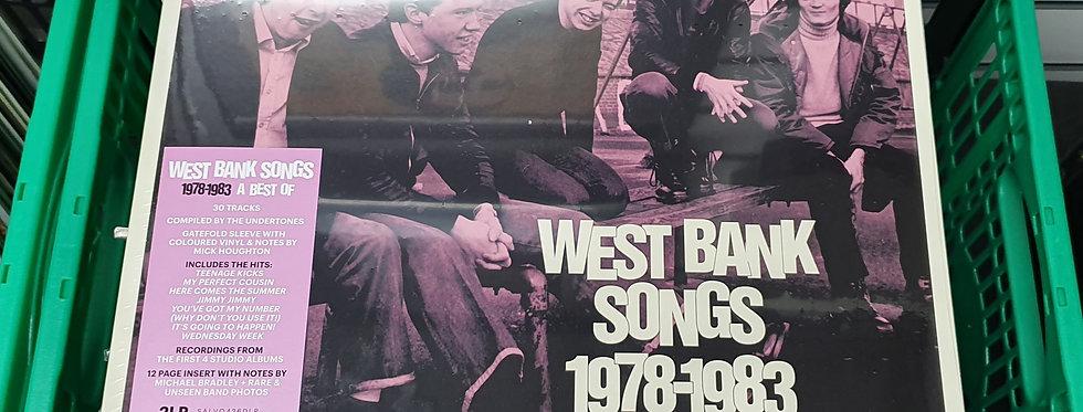 The Undertones West Bank Songs 1978-1983 Vinyl Album