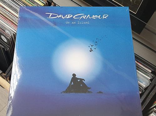 David Gilmour On An Island Vinyl Album