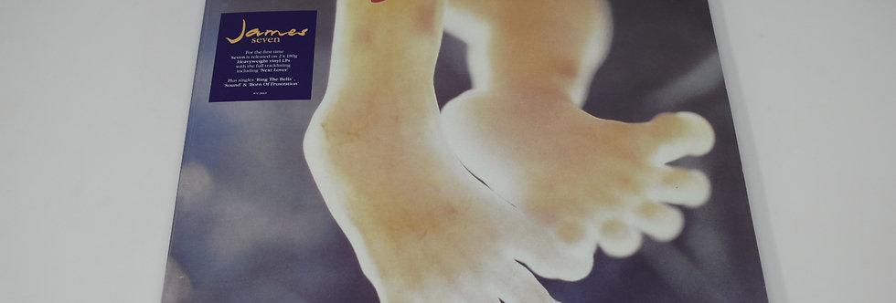 James Seven Vinyl Album