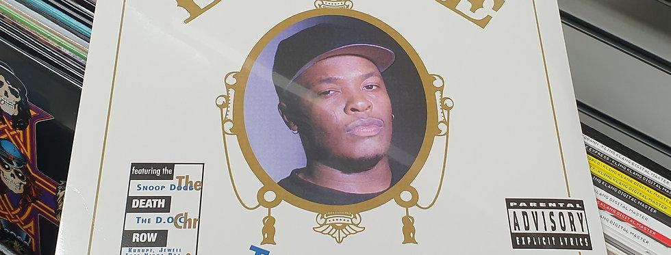 Dr Dre Chronic Vinyl Album