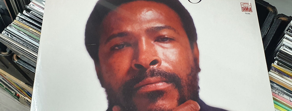 Marvin Gaye You're The Man Vinyl Album