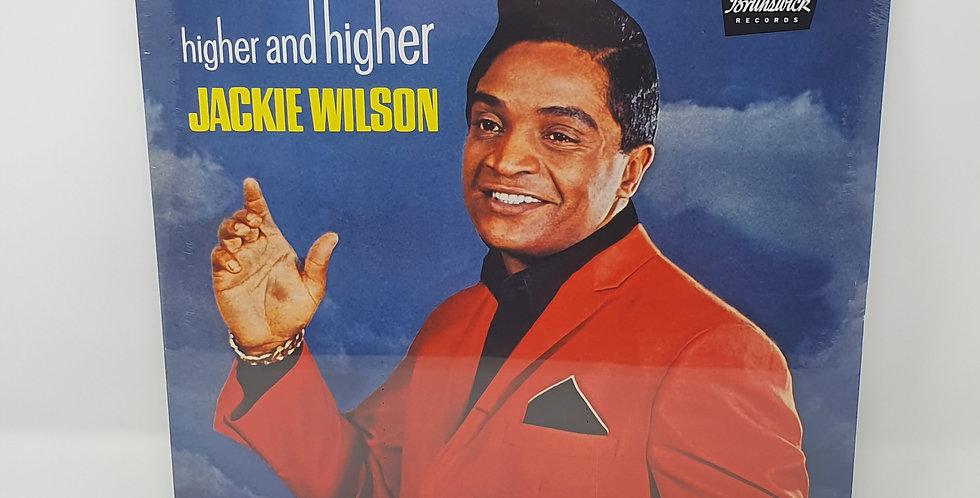 Jackie Wilson Higher & Higher Vinyl Album