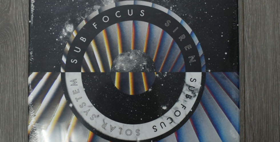 Sub Focus - Solar System / Siren