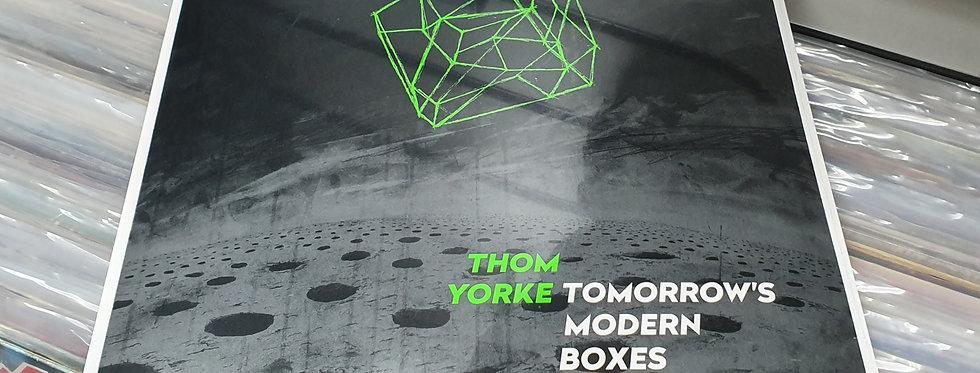 Thom Yorke Tomorrow's Modern Boxes Vinyl Album