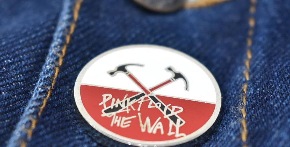 Pink Floyd The Wall Pin Badge