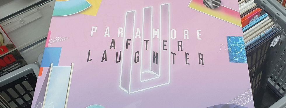 Paramore After Laughter Vinyl Album