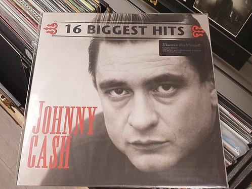 Johnny Cash 16 Biggest Hits Vinyl Album