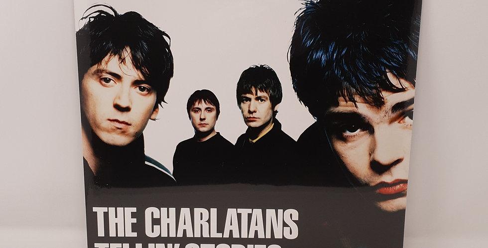 The Charlatans Tellin Stories Vinyl Album