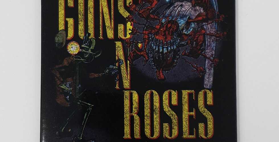 Guns N Roses AttackFridge Magnet