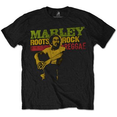 BOB MARLEY ROOTS ROCK REGGAE T-SHIRT £17