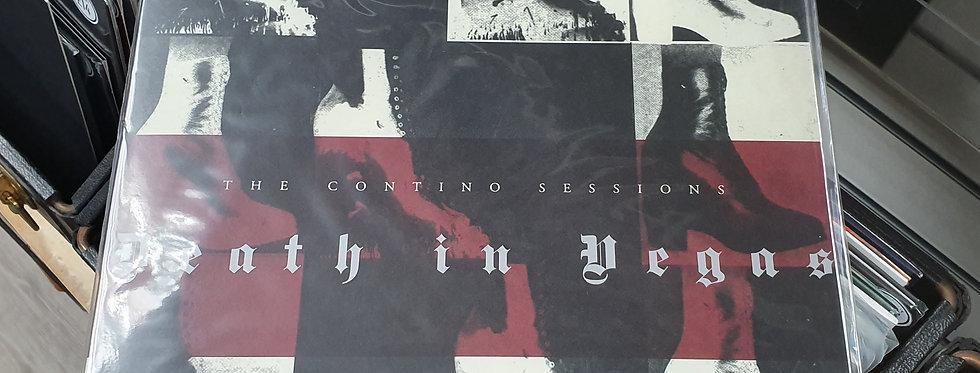Death In Vegas The Conting Sessions Vinyl Album