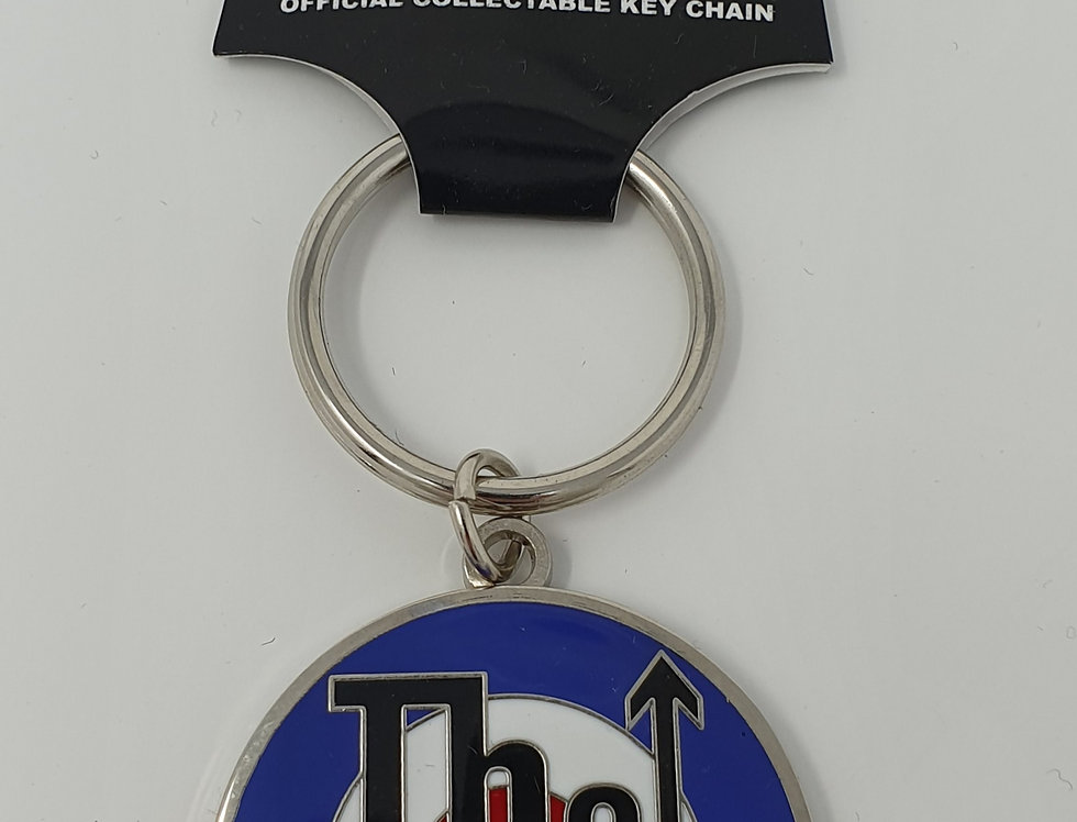 The Who official Keyring
