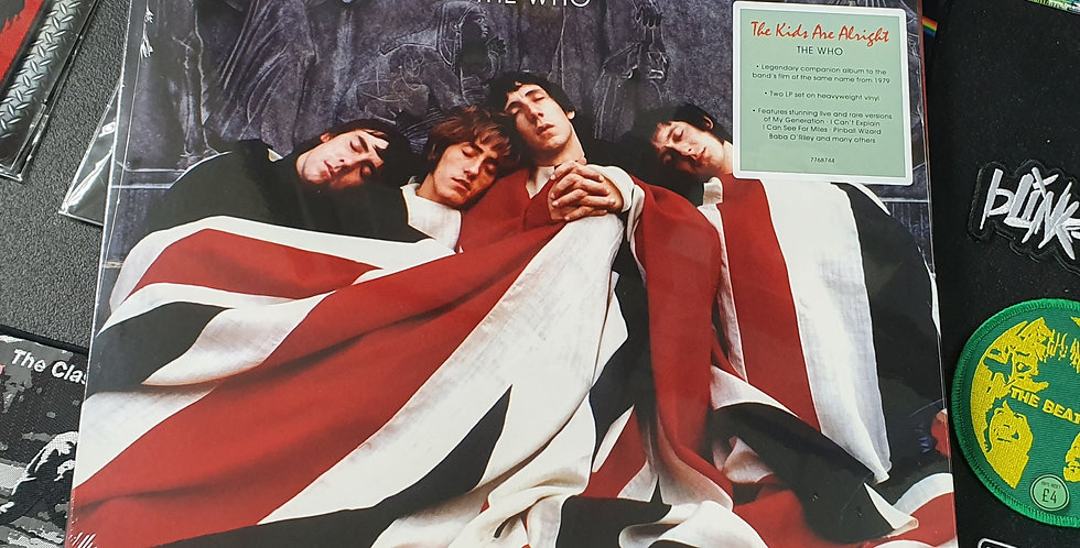 The Who The Kids Are Alright Vinyl Album