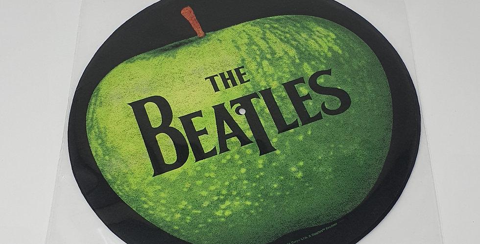 The Beatles Apple Slipmats (x2)