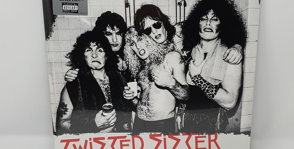 Twisted Sister Live At The Marquee Coloured Vinyl Album