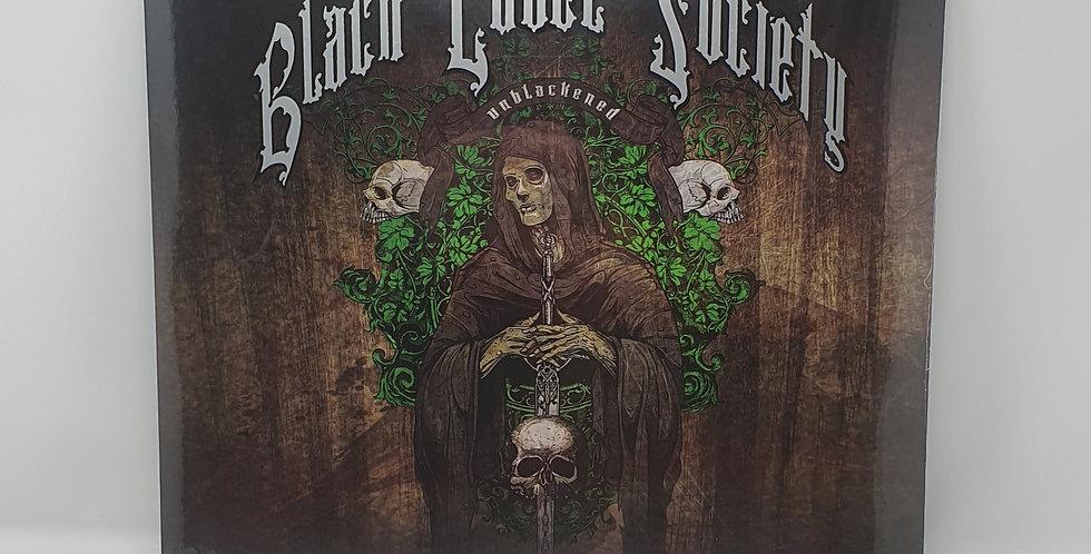 Black Label Society Limited Edition Clear Triple Vinyl Album