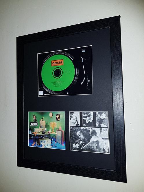 Shakermaker cd single display