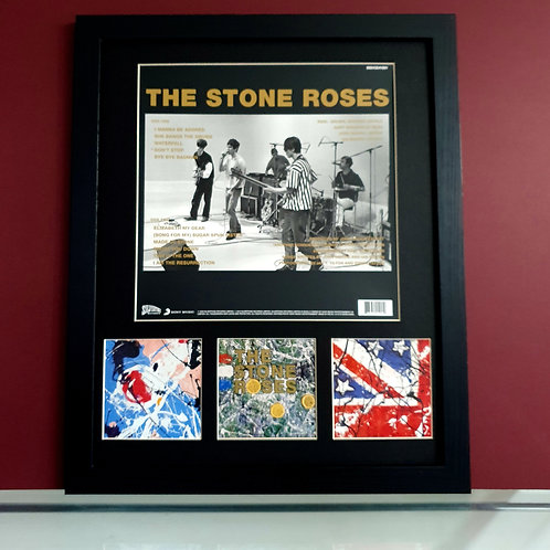 The Stone Roses album artwork display (4)