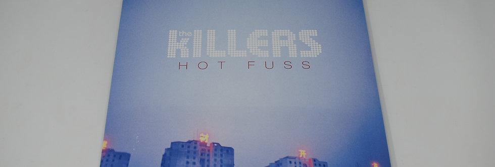 The Killers Hot Fuss Vinyl Album