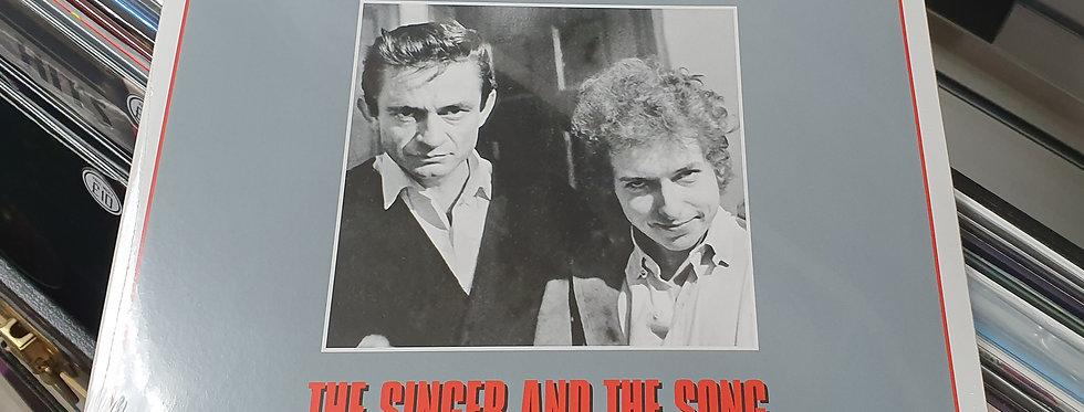 Johnny Cash Vs Bob Dylan The Singer And The SongVinyl Album