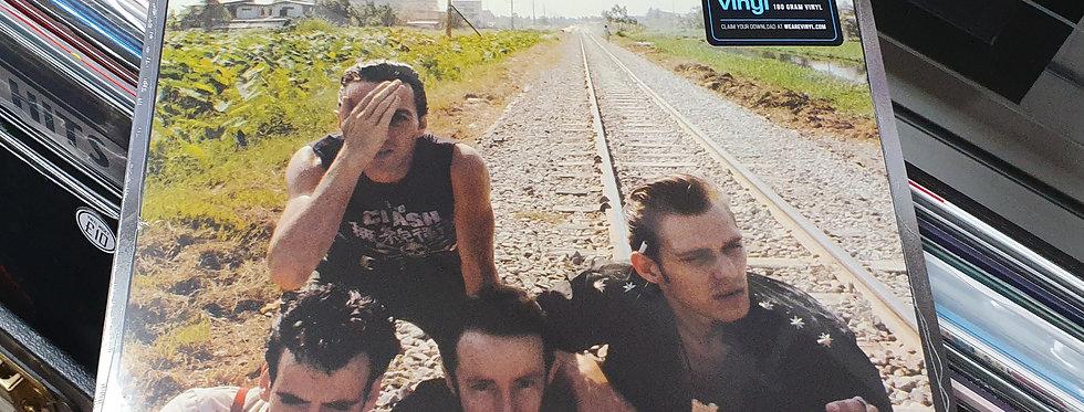 The Clash Combat Rock Vinyl Album